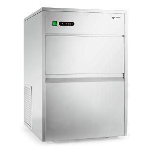 Klarstein ipari jégkocka készítő gép, 380 W, 50 kg/nap, rozsdamentes acél