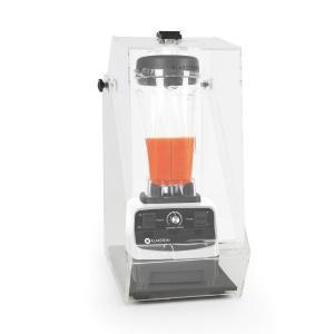 Klarstein Herakles 3G, fehér, asztali turmixgép, fedővel, 1500 W, 2,0 k, 2 liter, BPA-mentes