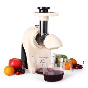 Klarstein Fruitpresso Moreno,150 W,gyümölcsprés,lassú,krém