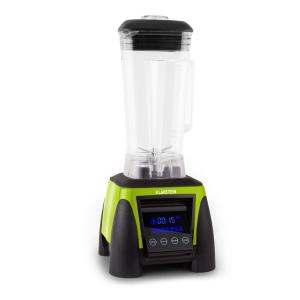 Klarstein Herakles-8G-B, 1800 W, 2 liter, asztali mixer, zöld, zöld smoothie, BPA nélkül