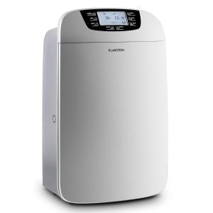 Klarstein Drybest 35 páramentesítő és légtisztító készülék, 35 l/24 h, világos ezüst