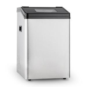 Klarstein Powericer ECO 4 jégkocka készítő gép, 450 W, 40 kg/nap, rozsdamentes acél