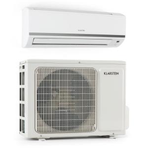 Klarstein Windwaker B 12, inverter split, légkondicionáló, 12000 BTU, A+, távirányító