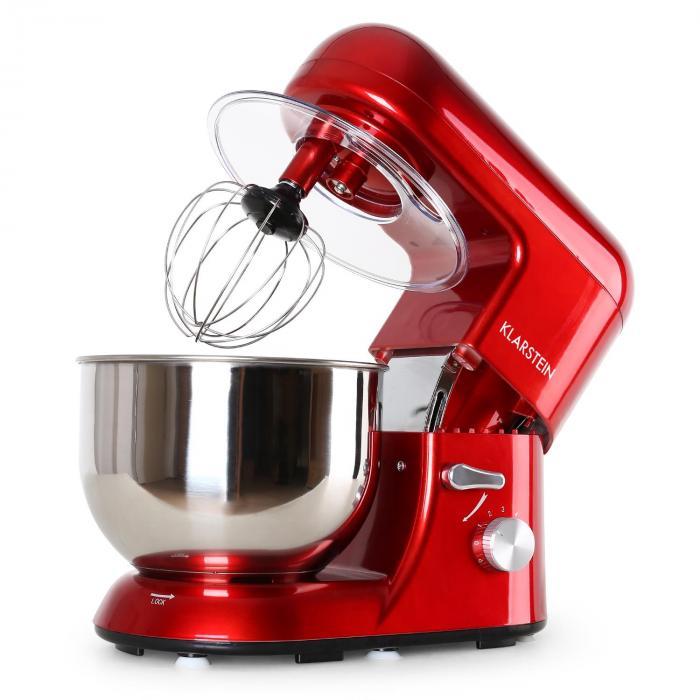 KLARSTEIN BELLA ROSSA, piros, robotgép, 1200 W, 1,6 PS, 5 literes